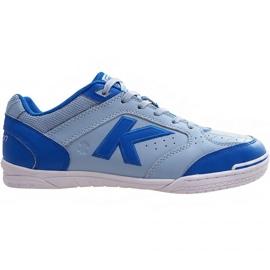 Inomhusskor Kelme Precision Elite 2.0 Inomhus 55871 9421 blå blå