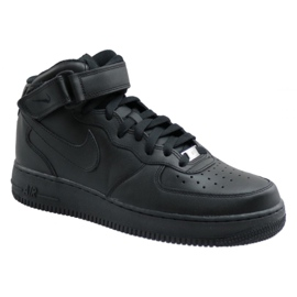 Nike Air Force 1 Mid 07 M 315123-001 skor svart