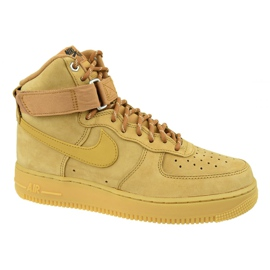Nike Air Force 1 High '07 Wb M CJ9178-200 skor brun