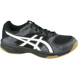 Asics Gel-Tactic Gs Jr 1074A014-003 volleybollskor svart svart