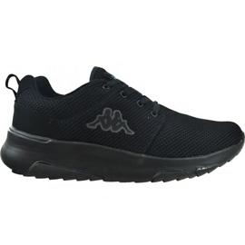 Kappa Sash M 242706 1111 skor svart