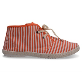 Stövlar Straw Sole 2607 Orange apelsin