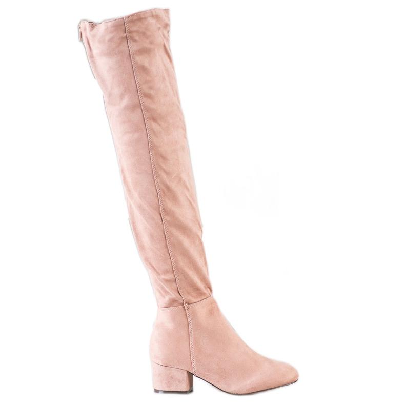 Fashion Pulvermusketer rosa