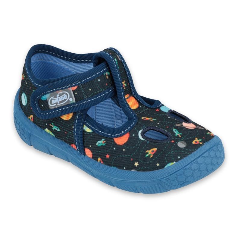Befado barnskor 533P011 marinblå