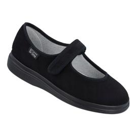 Befado kvinnors skor pu 462D002 svart 1