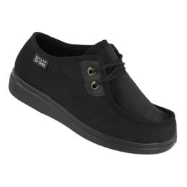 Befado kvinnors skor pu 871D004 svart 1