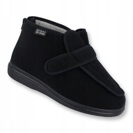 Befado kvinnors skor pu orto 987D002 svart 1