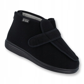 Befado mäns skor pu ellerto 987M002 svart 1