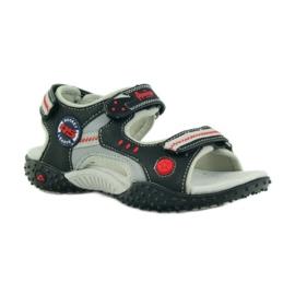 American Club Amerikanska sandaler barnskor läder innersula 1