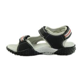 American Club Amerikanska sandaler barnskor läder innersula 2