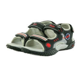 American Club Amerikanska sandaler barnskor läder innersula 3