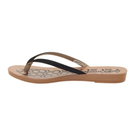 Flip-flops INBLU IR063 svart 2