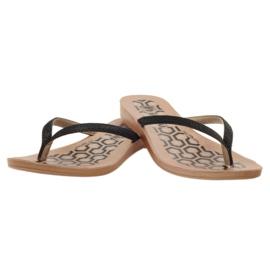 Flip-flops INBLU IR063 svart 3