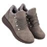 Kylie Suede sneakers brun 1