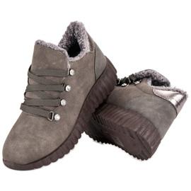 Kylie Suede sneakers brun 2