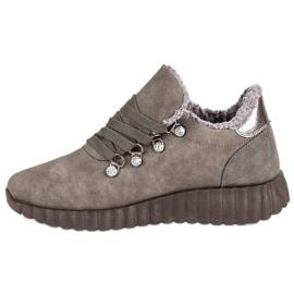 Kylie Suede sneakers brun 3