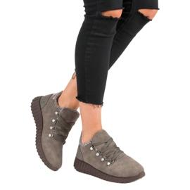 Kylie Suede sneakers brun 5