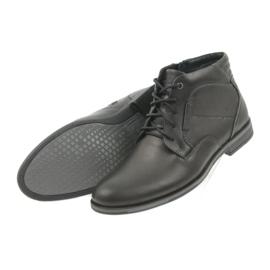 Riko mäns skor booties Jodhpur 861 svart 4