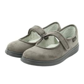 Befado kvinnors skor Dr.Orto 462D001 grå 3