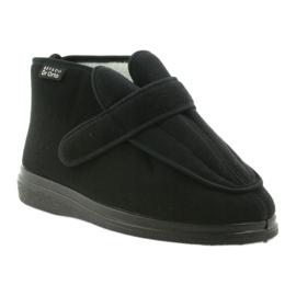 Befado mäns skor pu ellerto 987M002 svart 2