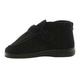 Befado mäns skor pu ellerto 987M002 svart 3