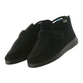 Befado mäns skor pu ellerto 987M002 svart 4