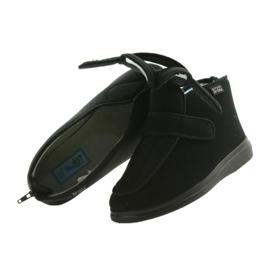 Befado mäns skor pu ellerto 987M002 svart 5