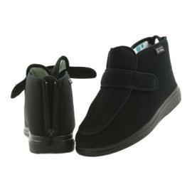 Befado mäns skor pu ellerto 987M002 svart 6