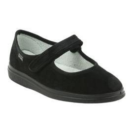 Befado kvinnors skor pu 462D002 svart 2