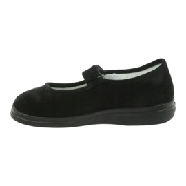 Befado kvinnors skor pu 462D002 svart 3