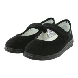 Befado kvinnors skor pu 462D002 svart 4