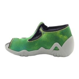 Befado barnskor 217P093 grön 3