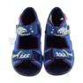 Blå Befado barnskor 250P069 bild 5