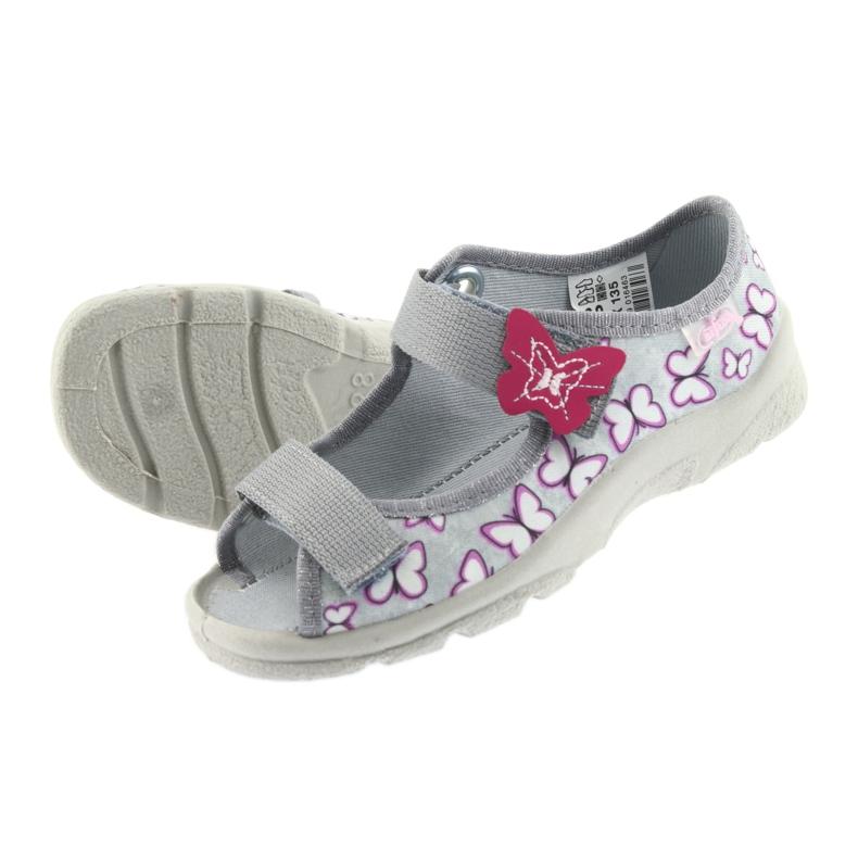 Befado barns sandaler fjärilar 969X135 bild 4