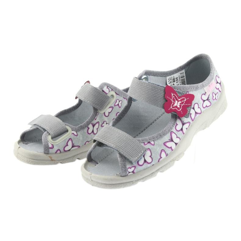 Befado barns sandaler fjärilar 969X135 bild 3