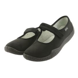 Befado kvinnors skor pu - ung 197D002 svart 4