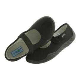 Befado kvinnors skor pu - ung 197D002 svart 6