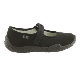 Befado kvinnors skor pu - ung 197D002 svart 1