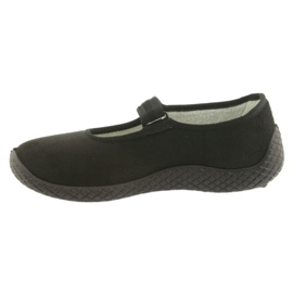 Befado kvinnors skor pu - ung 197D002 svart 3