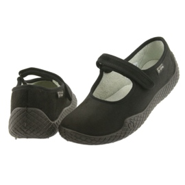 Befado kvinnors skor pu - ung 197D002 svart 5
