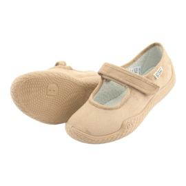 Befado kvinnors skor pu - ung 197D004 brun 5