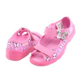 Befado barnskor 969X134 rosa 5