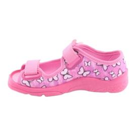 Befado barnskor 969X134 rosa 3