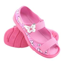 Befado barnskor 969X134 rosa 4