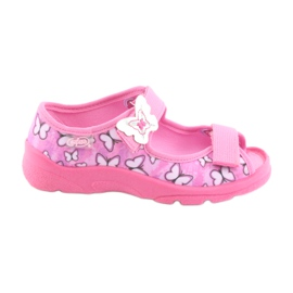 Befado barnskor 969X134 rosa 1