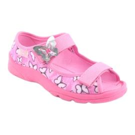 Befado barnskor 969X134 rosa 2