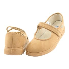 Befado kvinnors skor pu 462D003 brun 5