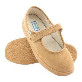 Befado kvinnors skor pu 462D003 brun 6