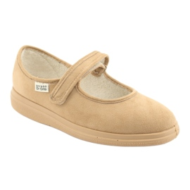 Befado kvinnors skor pu 462D003 brun 2