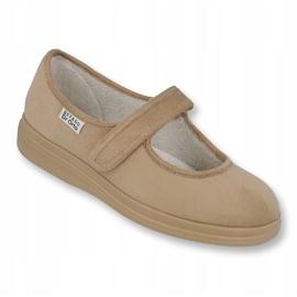 Befado kvinnors skor pu 462D003 brun 1